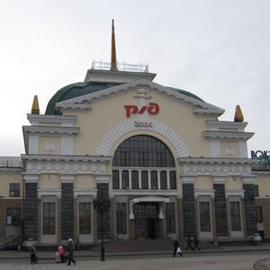 Железнодорожные вокзалы Ногликов